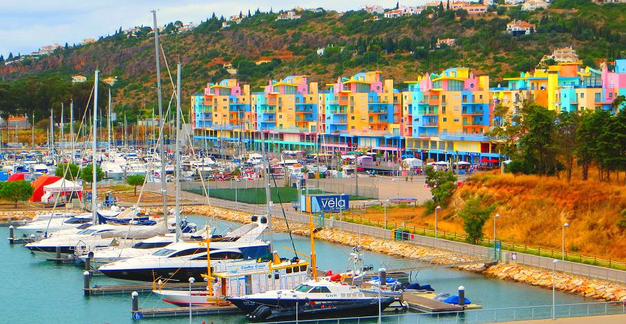Marina in Albufeira