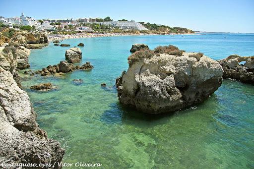 Praia De Oura Albufeira